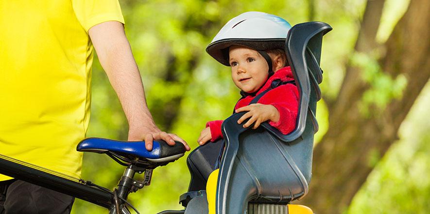 Att cykla med cykelsits